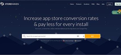 StoreMaven A/B testing tool